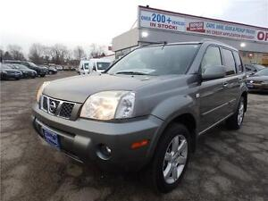 2006 Nissan X-Trail LE AWD CERTIFIED E-TESTED