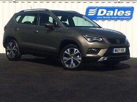 Seat Ateca SE Technology (jungle green) 2017