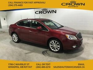 2012 Buick Verano 1SL *REMOTE STARTER INCLUDED! *Sunroof/ Leathe