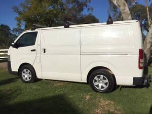 2009 Toyota Hiace Van Muchea Chittering Area Preview