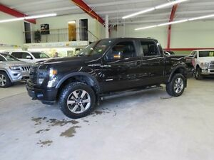 2013 Ford F-150 FX4 Eco Boost Heated Leather Sunroof