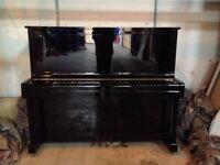 Yamaha Disk Lavier MX100A Upright Piano
