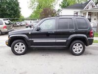 For sale 2007 Jeep Liberty low km 110,000