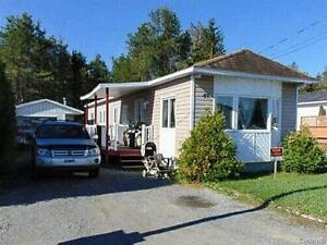 À vendre maison mobile