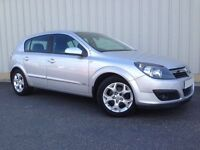 2006 Vauxhall Astra SXI 16v, 5 Door in Metallic Silver, Superb Low Mileage Example, and a Long MOT