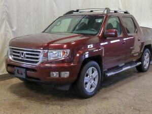 2013 Honda Ridgeline Touring 4WD w/ Navigation, Leather