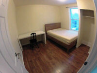 FURNISHED ROOM FOR RENT IN STUDENT HOUSE FROM JAN 1-APR 30, 2016