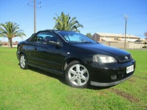 2003 Holden Astra TS Convertible 4 Speed Automatic Convertible Cheltenham Charles Sturt Area Preview