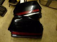 HONDA GOLDWING 1500 Luggage Side Panniers