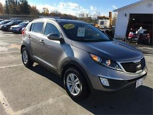 2013 Kia Sportage AWD $14,995.00 Financing available.