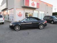 Audi S4 AWD,CONVERTIBLE,GPS,BAS K 2004