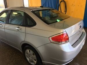2009 Ford Focus Sedan