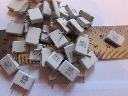 MMK10223J400L4 Evox Rifa .022uF, 5%, 400V, Radial Capacitors NOS (Qty: 20pcs)