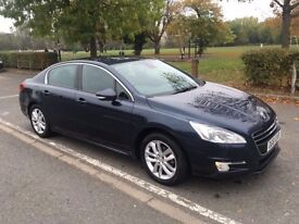 AUTOMATIC 1.6 DIESEL SATNAV START/STOP £20 A YEAR ROAD TAX FULL SERVICE HISTORY IMMACULATE CONDITION