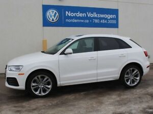 2018 Audi Q3 Q3 PROGRESSIVE QUATTRO - HEATED LEATHER SEATS / PA