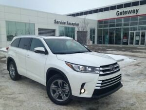 2018 Toyota Highlander Demo Limited 4dr All-wheel Drive