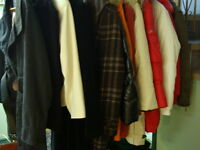 Solde de vêtements