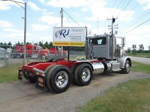 2013 PETERBILT 388 HEAVY SPEC DAYCAB, SUPER 40000 REARS Kitchener / Waterloo Kitchener Area image 5