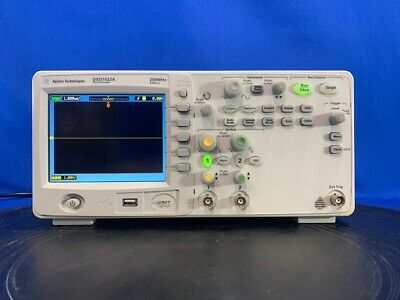 Agilent Dso1022a Digital Oscilloscope 200 Mhz 2 Channel