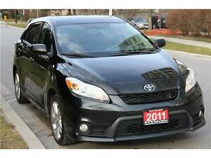 2011 Toyota Matrix S Model