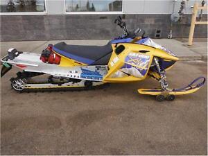 2007 Ski-Doo Summit  X-RS 159 800R Power T.E.K.