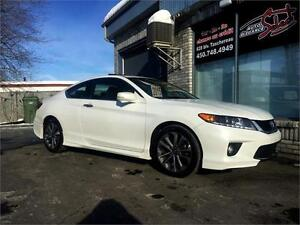 2015 Honda Coupé Accord EX-L V6 W/NAVIGATION **AUTO**
