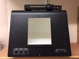 Digital Imaging lighting box & camera arm support