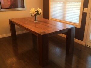 Rustic Table | Kijiji: Free Classifieds in Calgary. Find a job, buy a ...
