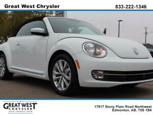 2015 Volkswagen The Beetle NO ACCIDENTS**LOW KMS**CONVERTIBLE**B