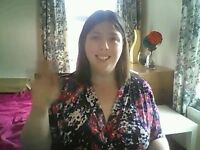 32 year old Female seeks a double room to rent