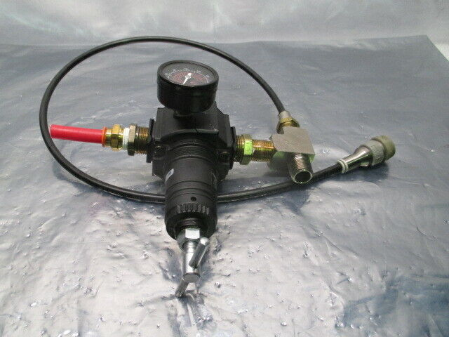 Norgren R74G-6AT-RMG Pressure Regulator Assy, 100258