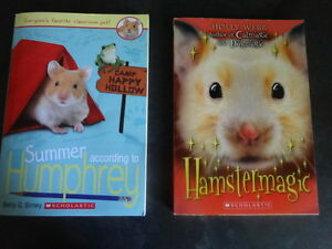 Hamster Books Kitchener / Waterloo Kitchener Area image 1