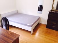 Private, Furnished, Big Rooms available November 1 - male