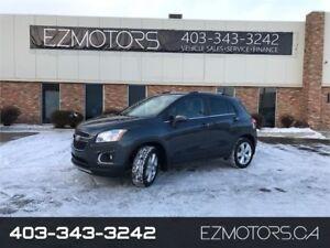 2014 Chevrolet Trax LTZ|AWD|BACKCAM|NO ACCIDENTS
