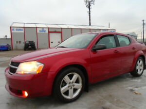2008 Dodge Avenger SXT SPORT-REMOTE STARTER-HEATED SEATS