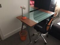 Desk + Chair