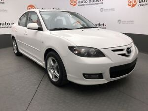 2007 Mazda Mazda3 GT - Manual - Leather - Sunroof