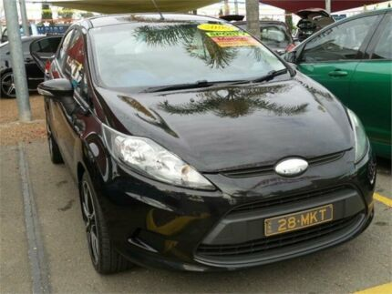 2009 Ford Fiesta WS CL 5 Speed Manual Hatchback Colyton Penrith Area Preview