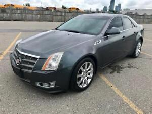 2008 Cadillac CTS with NAV