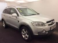 Chevrolet Captiva 2.0 DIESEL 7 SEATS auto LTZ BUY FOR ONLY £29 A WEEK *FINANCE*