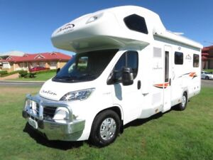 2017 Avan Ovation M5 Motorhome – ONLY 7,350KMS – AS NEW