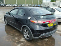 HONDA CIVIC 1.4 2009 BREAKING FOR SPARES PLEASE CALL BEFORE YOU COME
