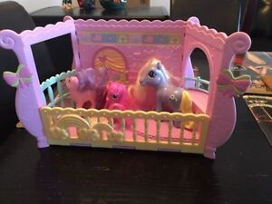 Ponies house. AVAILABLE