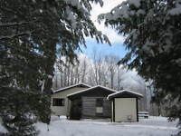 Private cottage with woodstove avail.for rent, wknd of Feb.19-21