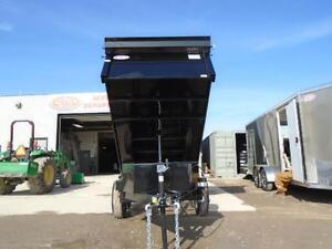 10ft LOW PROFILE QUALITY STEEL DUMP - FULL TARP KIT INCLUDED. London Ontario image 5