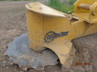 Turbo Saw,  150 series excavator