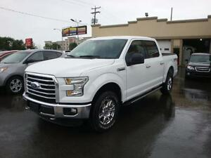 Ford F-150 XTR SuperCrew 2015 -XTR-SuperCrew-4X4-Chrome- a vendr