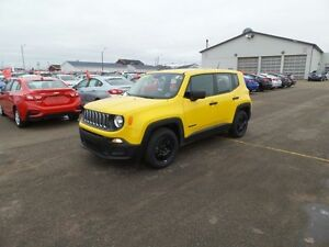 2015 Jeep Renegade - $11/Day - Sport - Automatic - Front Wheel D
