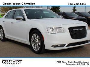 2017 Chrysler 300 V6 AWD**SPORT MODE**REMOTE START**HEATED/COOLE