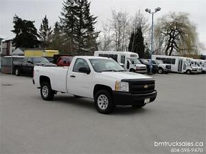 2013 CHEVROLET SILVERADO 1500 REGULAR CAB LONG BOX 4X4